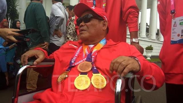 Kisah Edy Suryanto, Pecatur Buta dengan Bonus Rp 3 Miliar