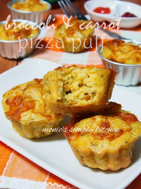 pizza puff sayur