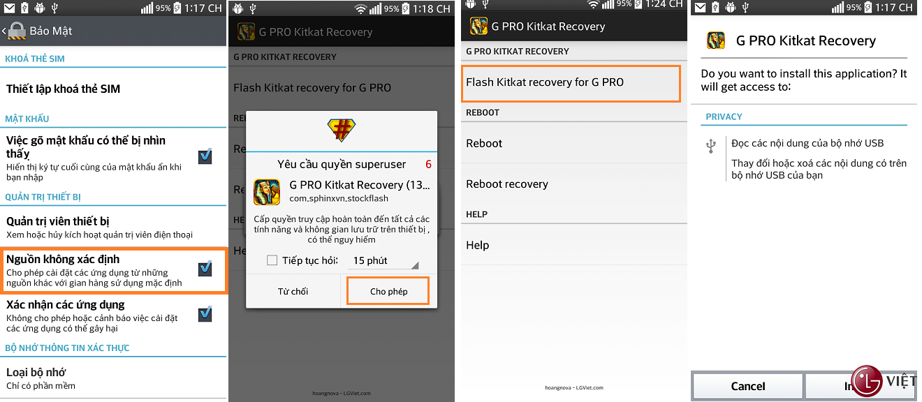 LG G PRO: F240LSK, E988, E980 TWRP Recovery 2 8 1 0 - KP