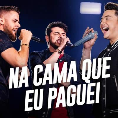 Wesley Safadão, Zé Neto e Cristiano - Na Cama Que Eu Paguei