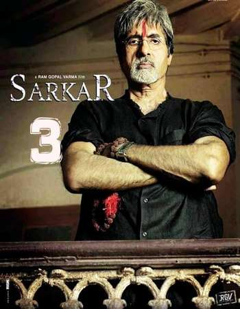 Sarkar 3 2017 Full Hindi Movie DVDRip Free Download