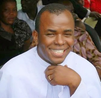 Goodluck Jonathan's government cancerous, PDP should forget 2019 – Fr. Mbaka
