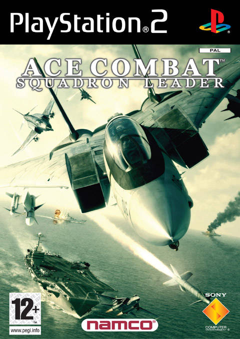 Ace Combat Squadron Leader PAL PS2