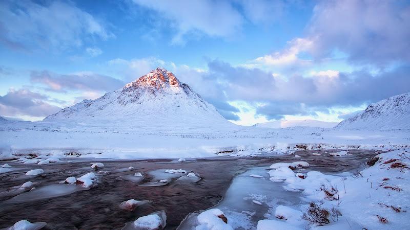Surreal Winter Landscapes