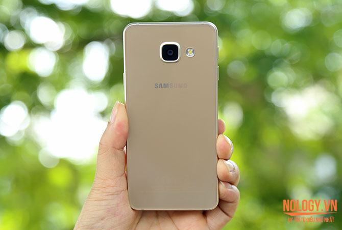 Thiết kế của Samsung Galaxy A3