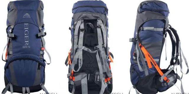 Membeli Tas Carrier yang Baru atau Bekas?