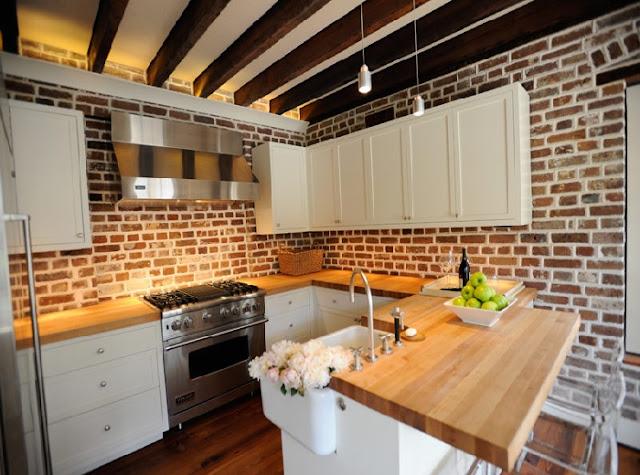 Cocinas con estilos r sticos y modernos decoraci n del for Decoracion rustica moderna