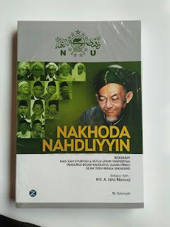 Buku Nahkoda Nahdliyyin Toko Buku Aswaja Surabaya