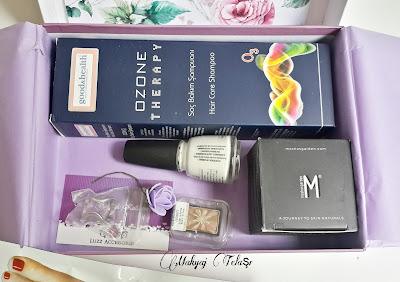 lila kutu keşif kutusu