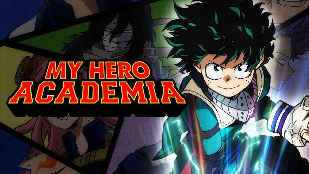 جميع حلقات أنمي بطل أكاديميتي الموسم الثاني - Boku no Hero Academia season 2 [متجدد] - تمت اضافة الحلقة 24