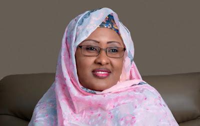 Aisha Buhari donates to Benue flood victims