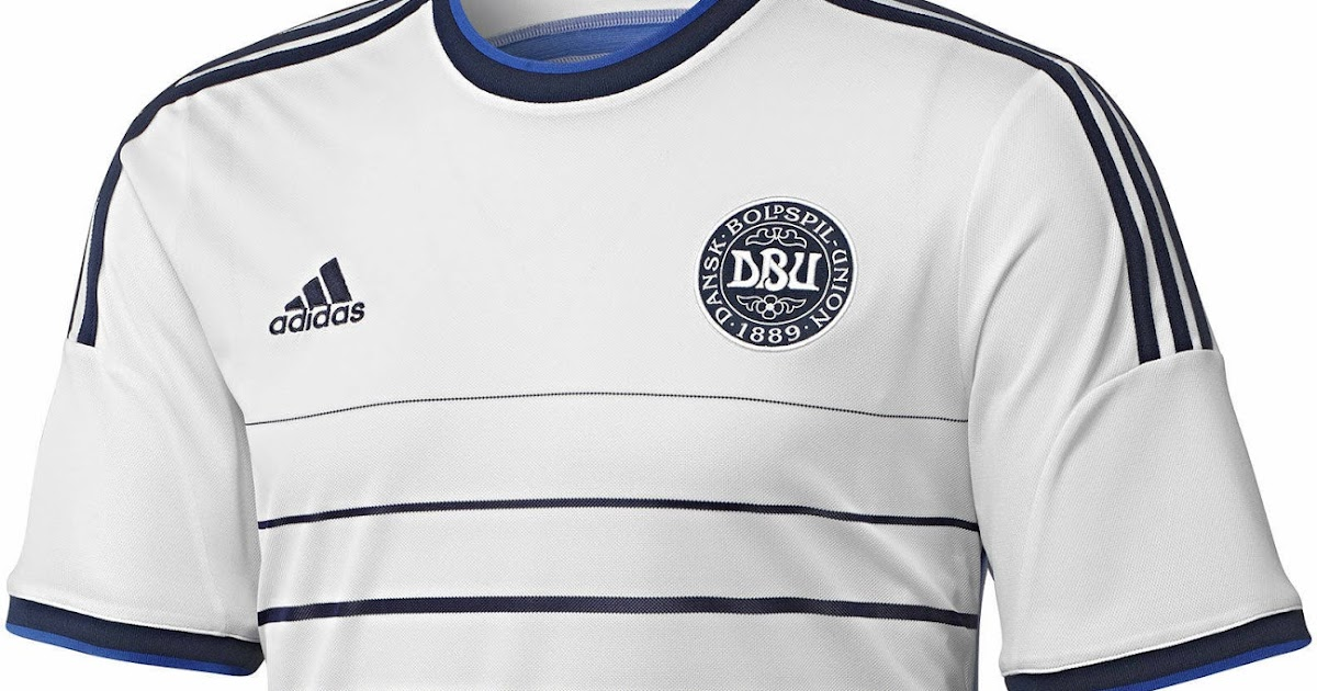 793e8655c Adidas Denmark 2014 Away Kit Released - Footy Headlines