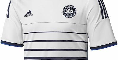 82d299010 Adidas Denmark 2014 Away Kit Released