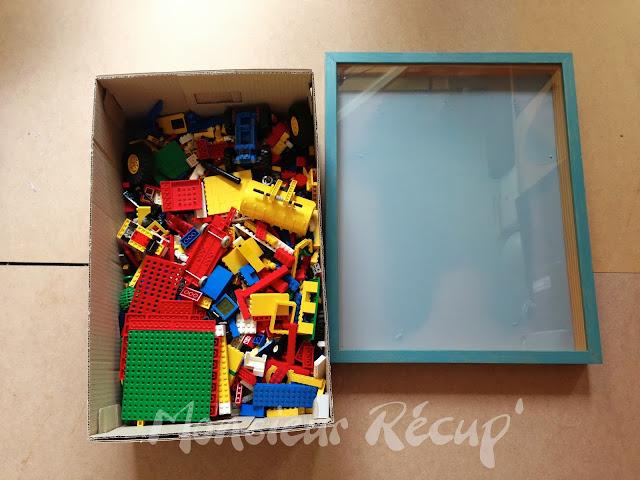 Monsieur Recup Mon Bonhomme Lego