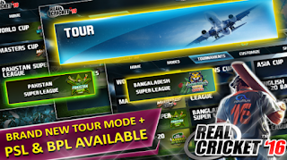 Download Real Cricket 16
