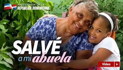 Vídeo: Salvé a mi abuela