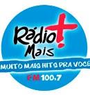 Rádio Mais Hits FM 100,7 de Paranavaí PR