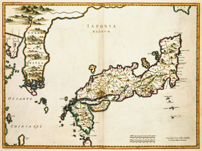 Japan Its A Wonderful Rife Japanese Curiosity And Maps - Japan map 7