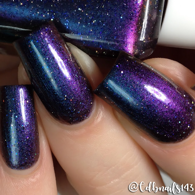 Glam Polish-Rains of Castamere