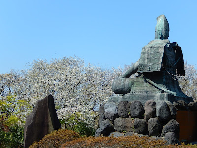 鎌倉源氏山公園の桜