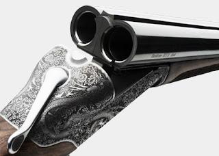 Il successo della doppietta Beretta 486 parallelo di Marc Newson