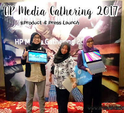 HP Palembang Media Gathering 2017