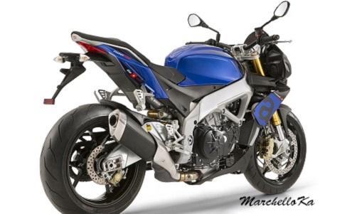 Review Motor Aprilia Tuono V4 1100 RR