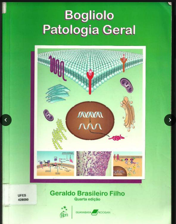 bogliolo patologia geral pdf