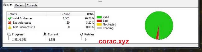 Email Verifier full báo cáo