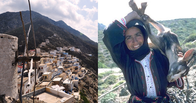 To χωριό της Ελλάδας όπου ο χρόνος έχει σταματήσει σε περασμένες δεκαετίες