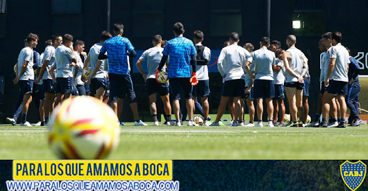 Superliga: Los once de Boca para visitar a Independiente