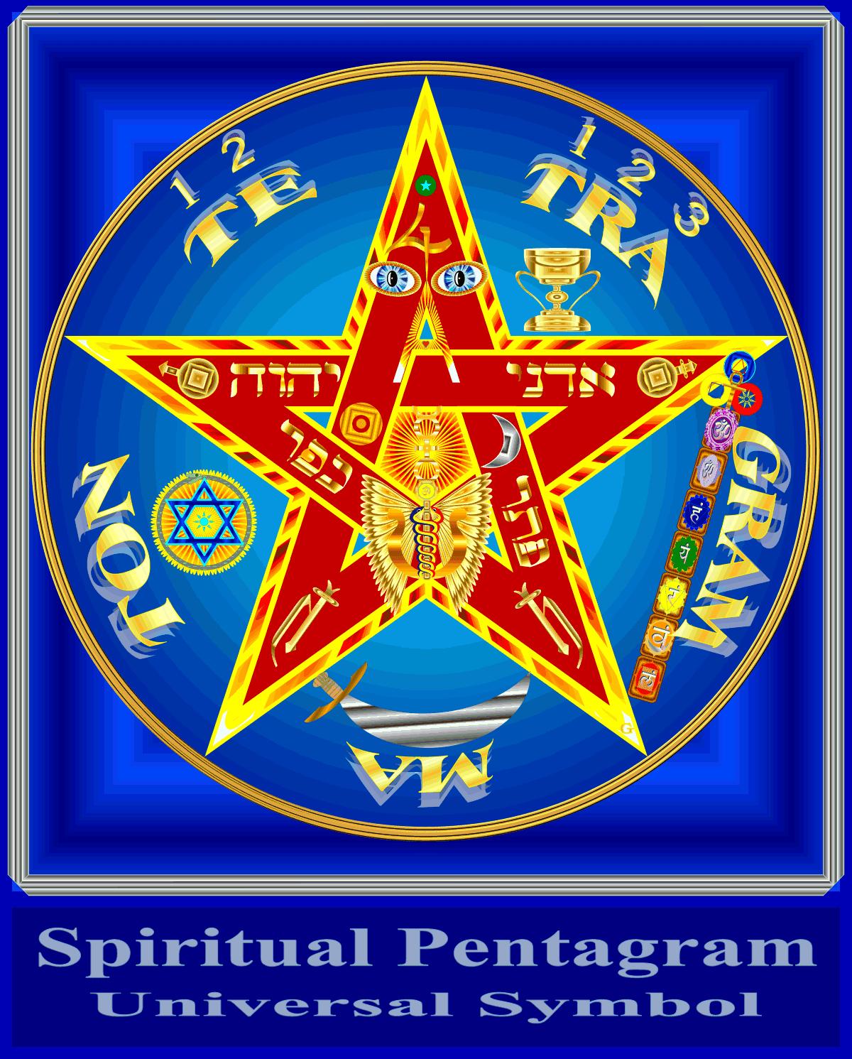 gnostic-spiritual-pentagram-