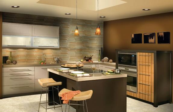 inspirasi dapur modern minimalis terbaru
