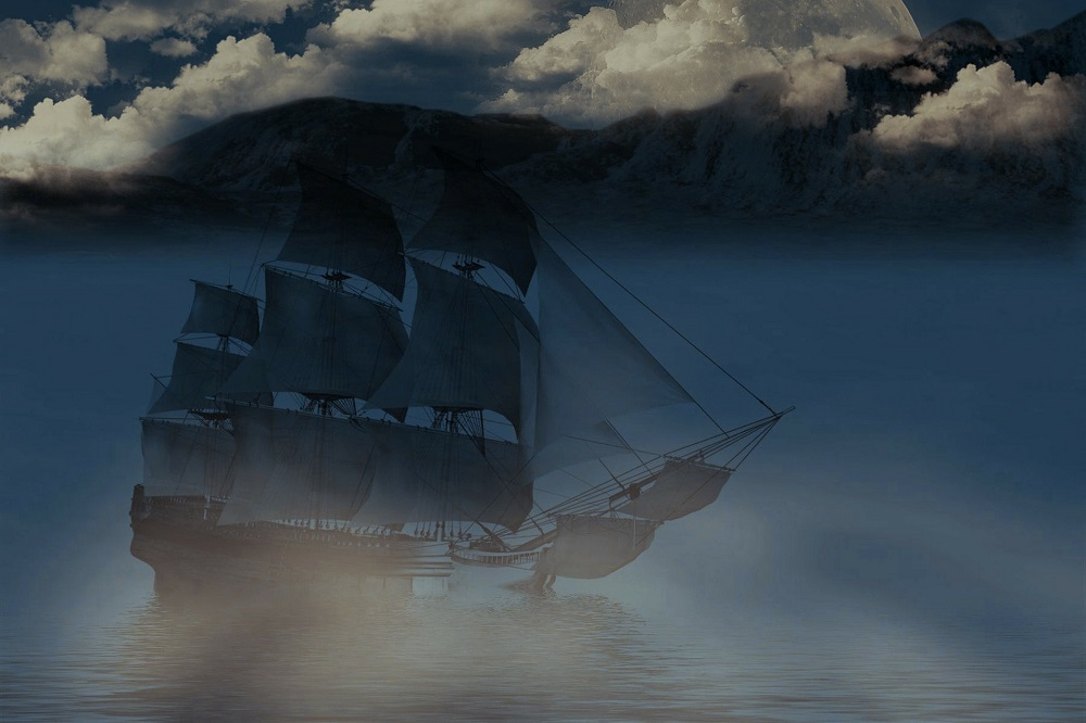 The Devil's Sea -  The Mysterious Dragon's Triangle