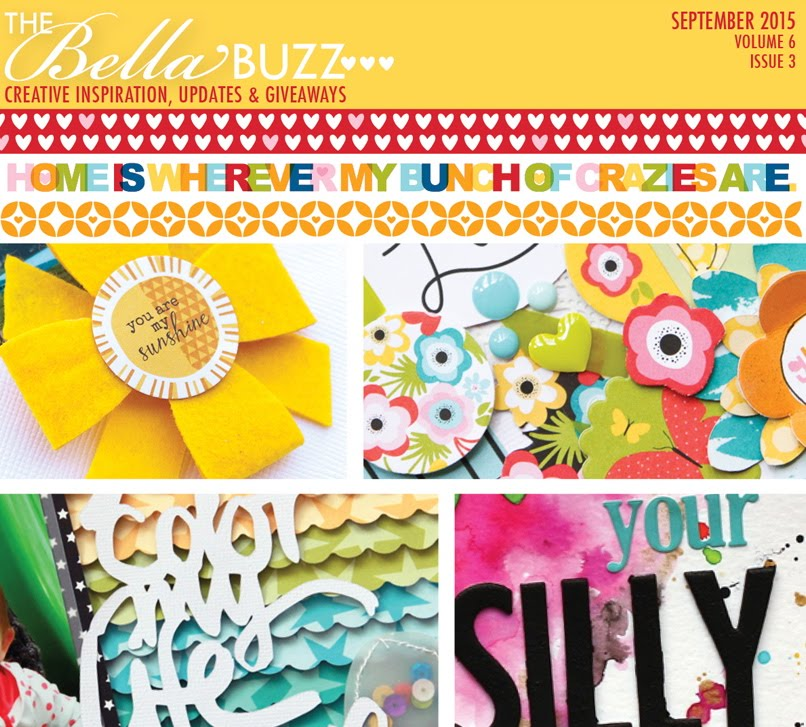 Bella Buzz - September 2015