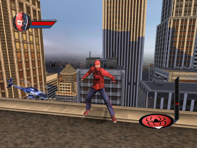 Spider-Man The Movie PC