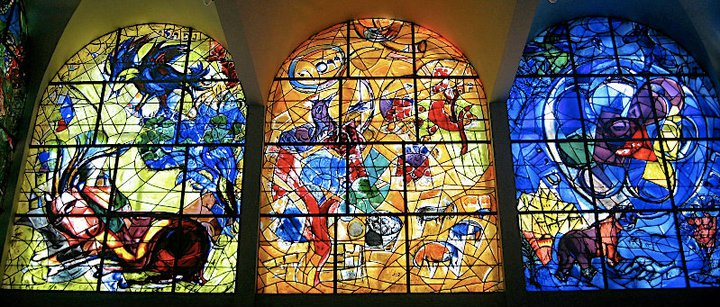 Marc Chagall 1887-1985 | Le vetrate
