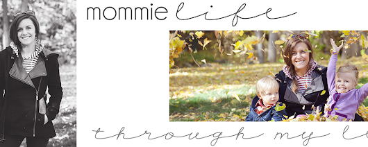 Mommie Life: WELCOME... to the new MOMMIE LIFE!
