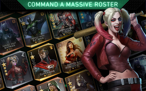 Download Game mod terbaru for android gratis Injustice 2 v2.1.2 Mod Apk (Immortal mod)