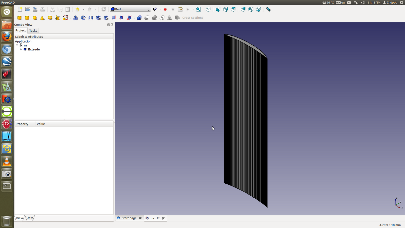 airfoil style and design with the help of solidworks essay