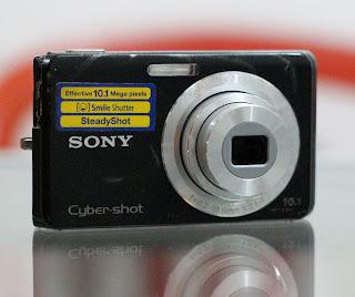Jual Kamera Digital SONY DSC-W180