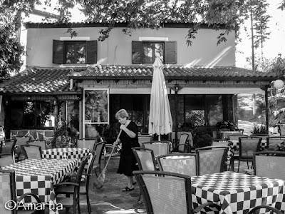 Peloponnese taverne
