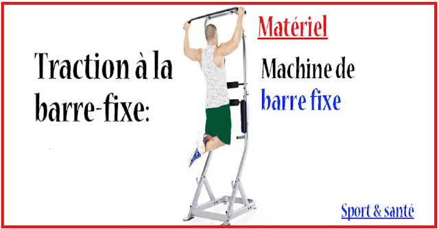 Traction-barre-fixe