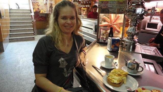 O que comer em Madri, Espanha