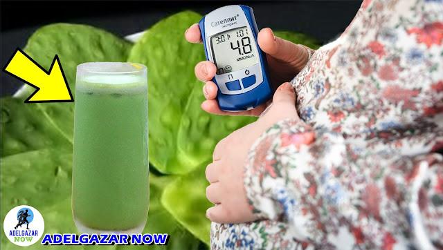 Esta Mezcla Medicinal Te Permite Combatir La Diabetes y El Sobrepeso