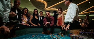 Tony Stark Playing Poker