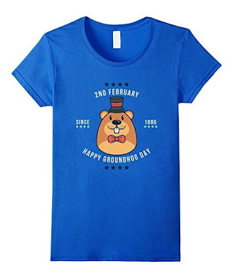 groundhog day shirt