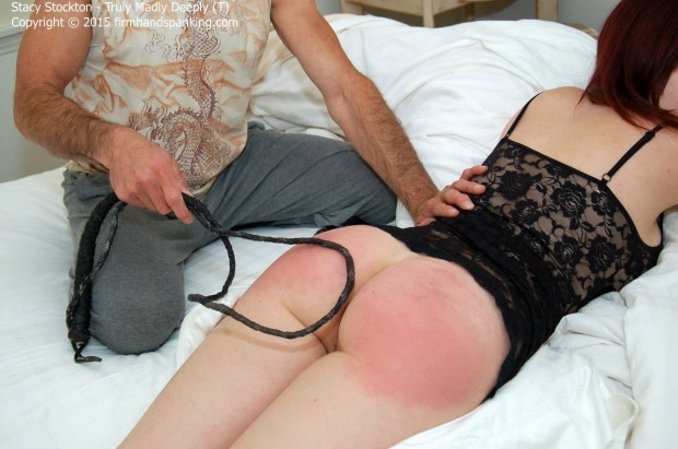 First time my wife spanked me