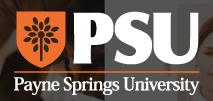 Payne springs university