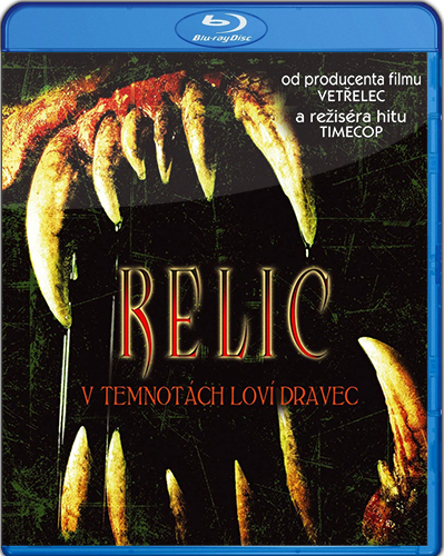 The Relic [1997] [BD25] [Subtitulado]